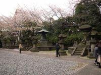 徳川霊廟配置2